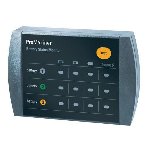 ProMariner Remote Bank Status Monitor Mite/Sport