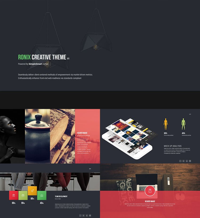 powerpoint theme design
