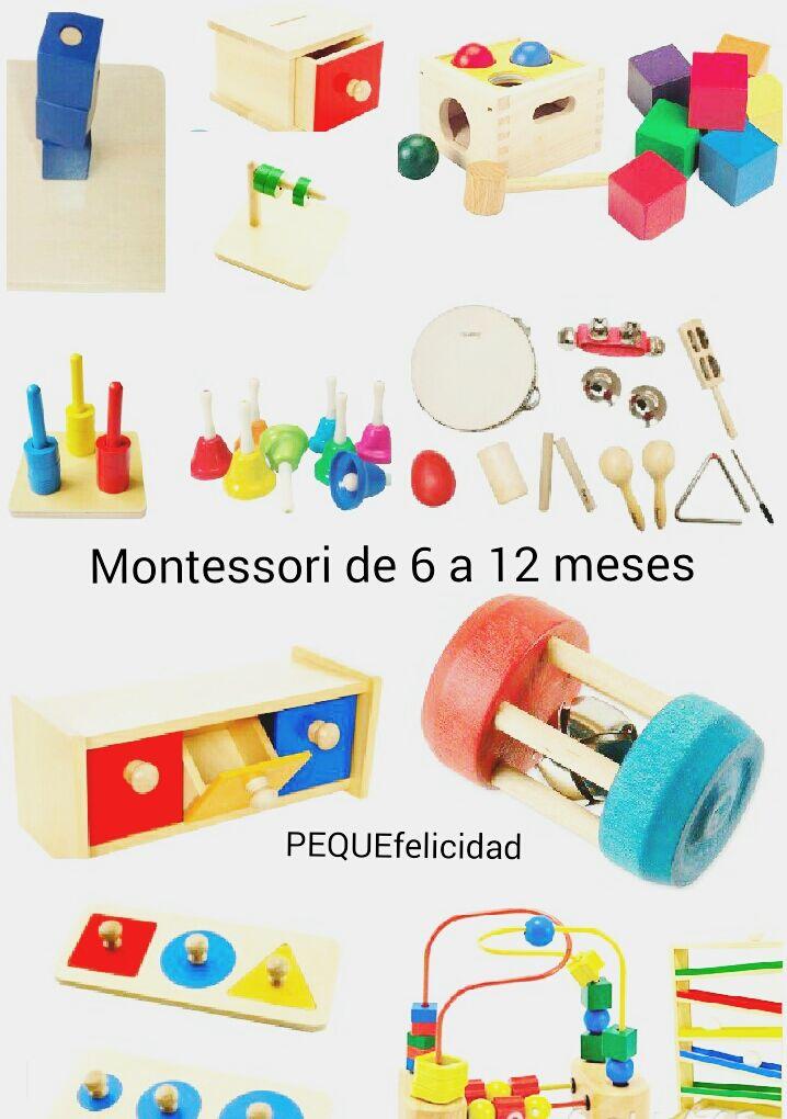 Cómo Empezar A Aplicar Montessori En Casa Desde El Nacimiento Hasta El Año Parte 3 Metodo Montessori En Casa Montessori En Casa Materiales Montessori