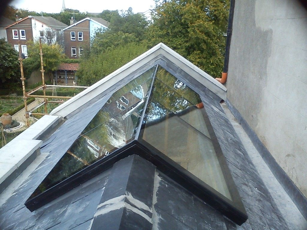 Skyframe Ridge Rooflight 3 Architecture Pinterest