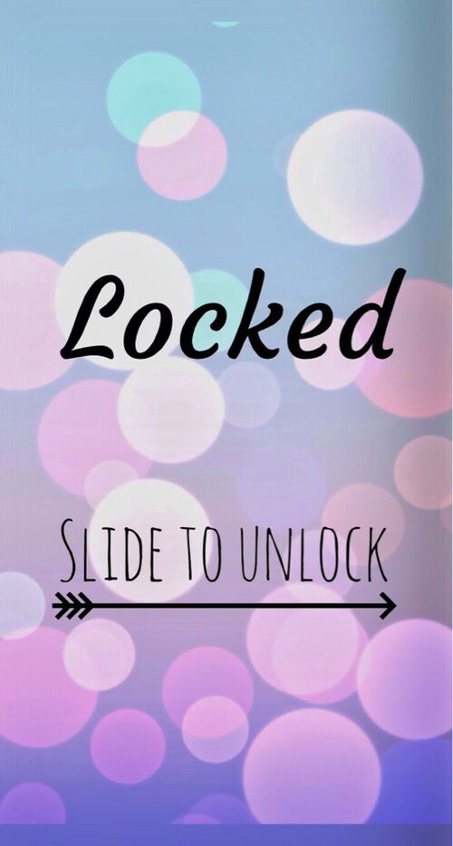 Slide to unlock Ipod wallpaper, Cute wallpapers for ipad