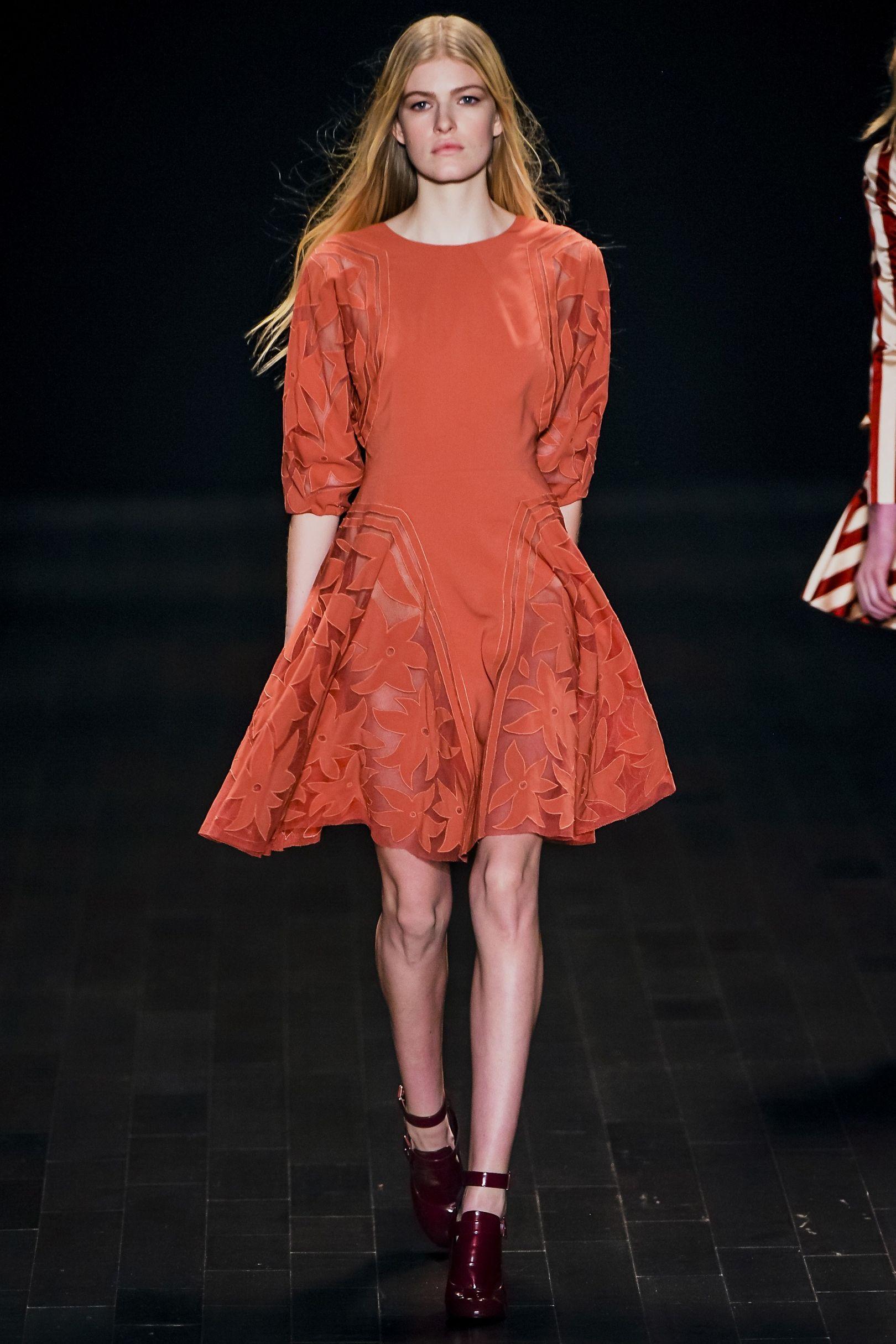 Jill Stuart Autumn/Winter 2013 ReadyToWear Fashion