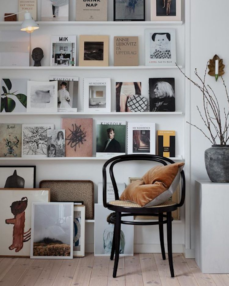 Step Inside Janniche's Delightful Swedish Home #onehome