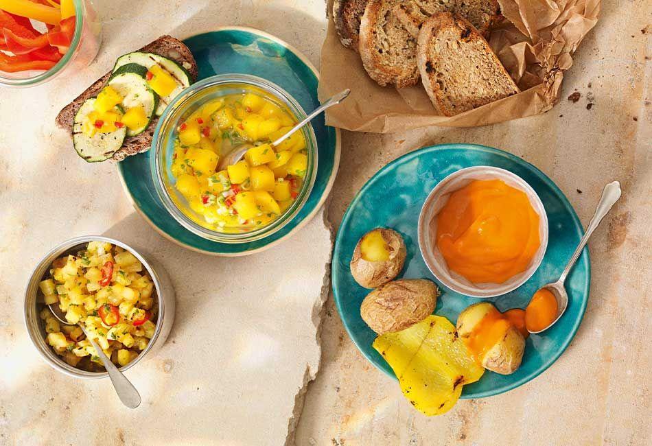 Vegetarische Sommerküche Rezepte : Rezept paul ivic aus dem buch u evegetarische sommerküche
