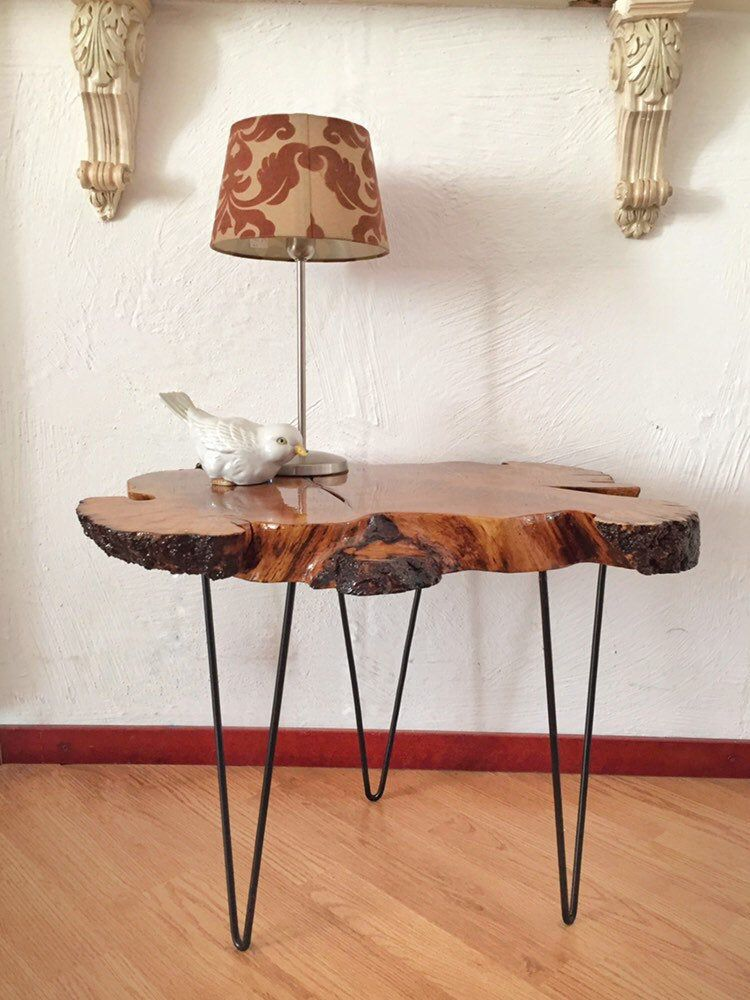 Handmade Acacia Wooden Side Table Bijzettafels Tafel Acacia