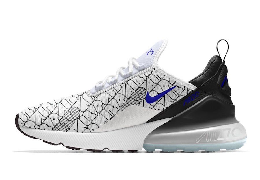The Nike Air Max 270 Is Now Available On NIKEiD | Nike id