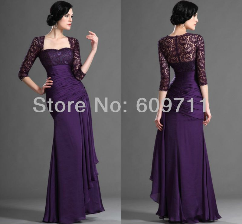 beautiful purple evening gowns - Google Search | Love for Fashion ...
