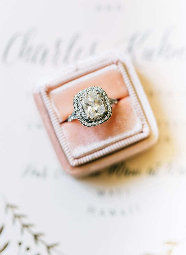 Pastel Four Seasons Maui Wedding Inspired By This