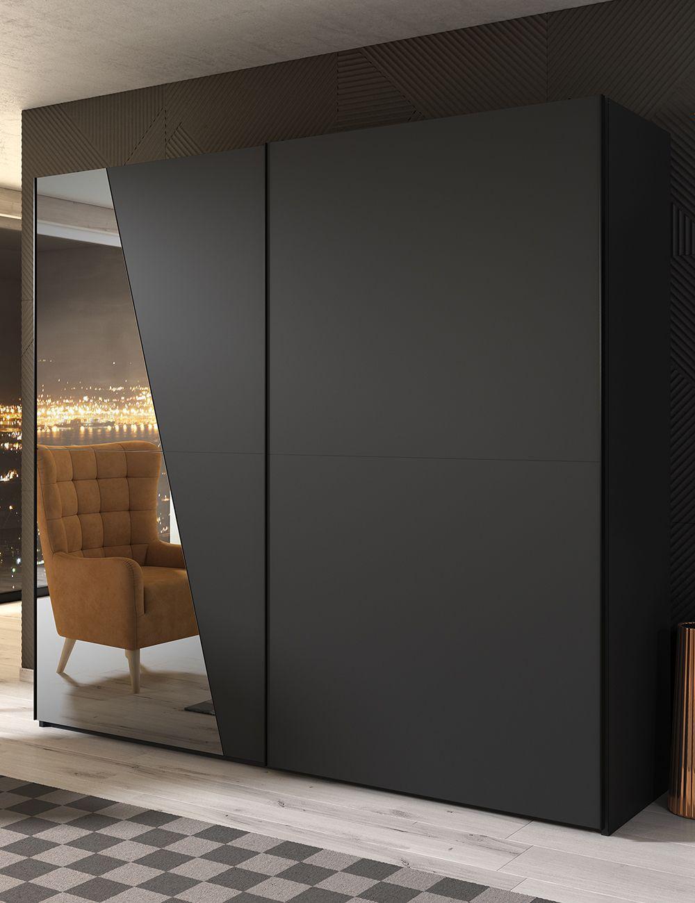 Kleiderschrank Sliding Door Wardrobe Designs Wardrobe Design Bedroom Modern Cupboard Design
