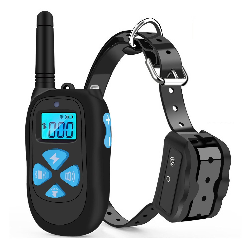 Iokuki dog training collar with remote 1500 ft range