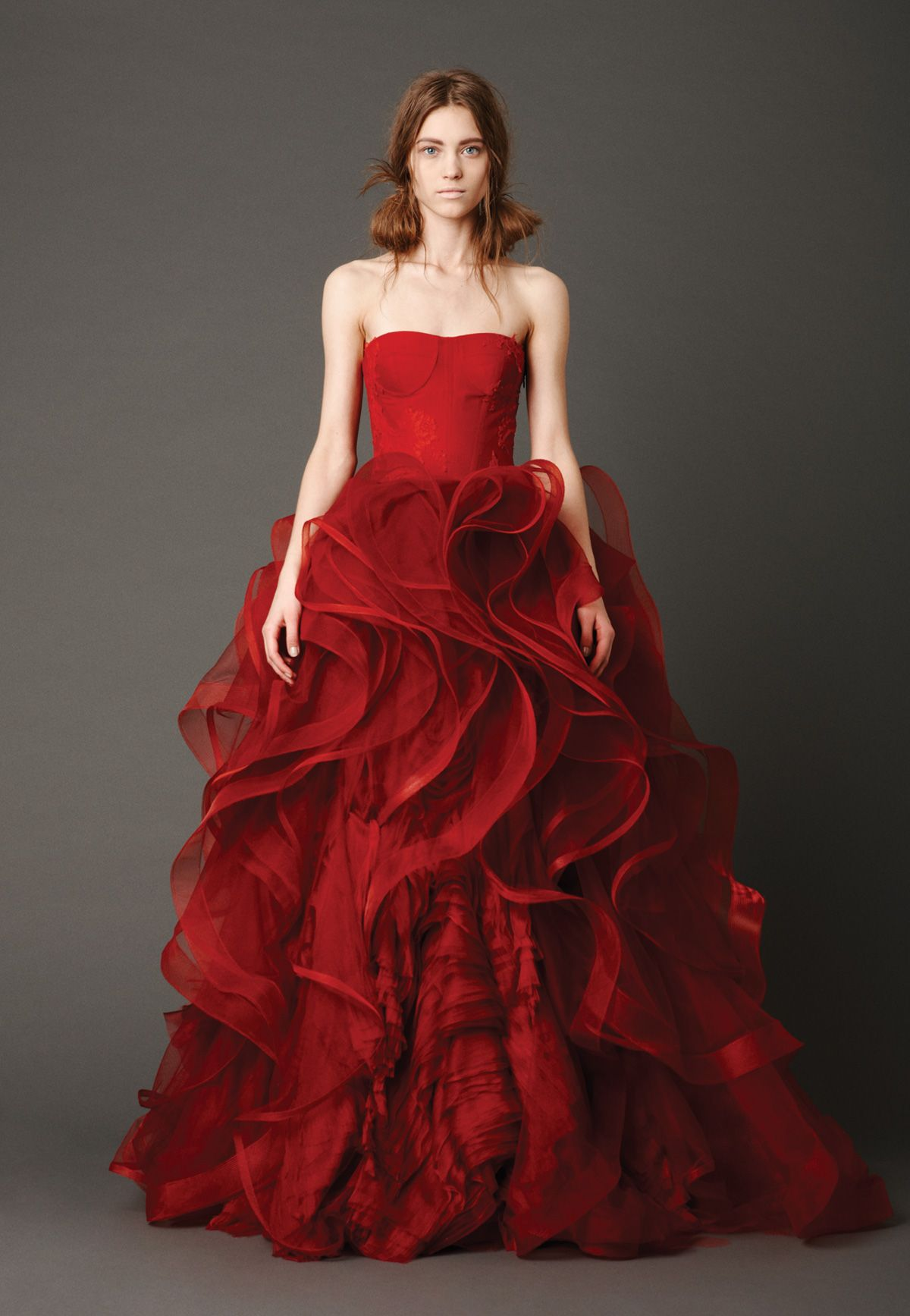 Pin by Kamilah Yi on Colorful Wedding Dresses - NOT WHITE ...