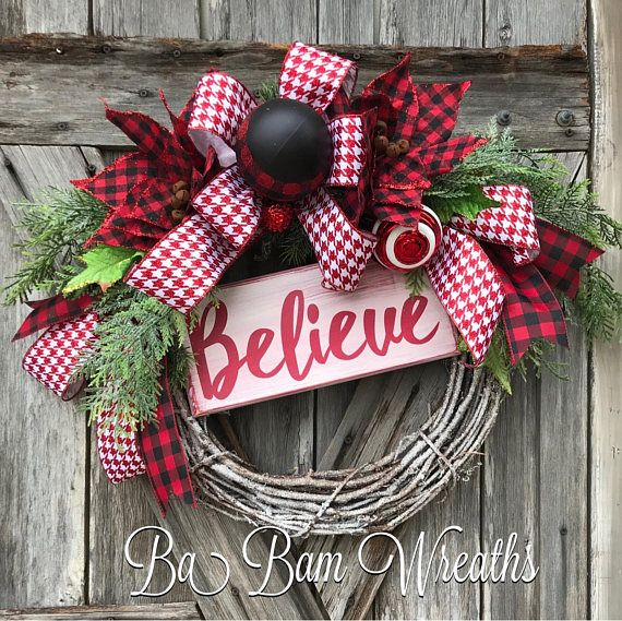 rustic christmas wreath rustic christmas decor christmas decor christmas decorations burlap christmas country christmas if you like to wear blue jeans