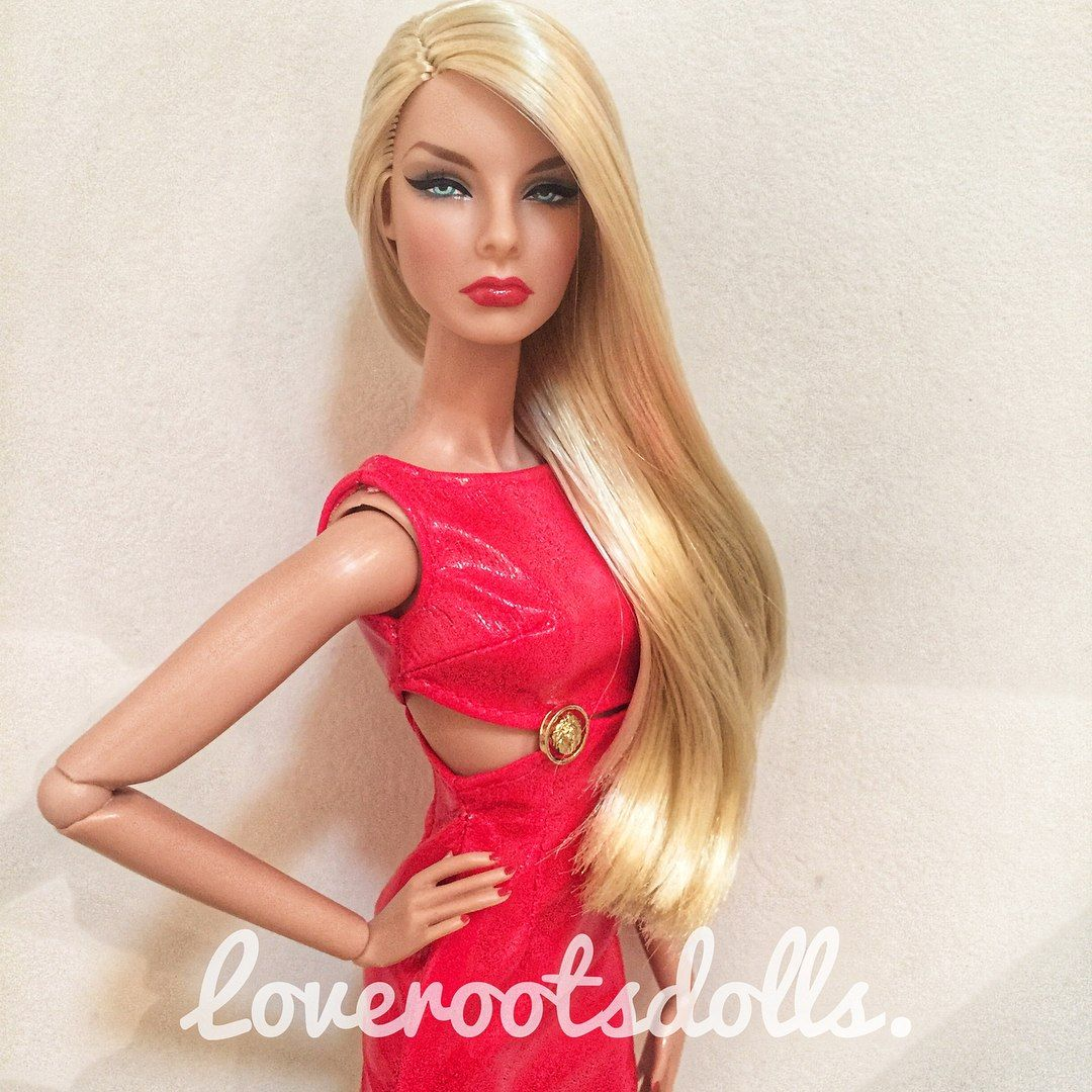 Fashion royalty FR2  doll Shoes /<2020-A-98/>