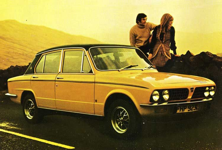 triumph dolomite. what a great car, one of the first mainstream 16