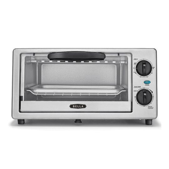 50 Off Bella 4 Slice Toaster Oven Kohls This