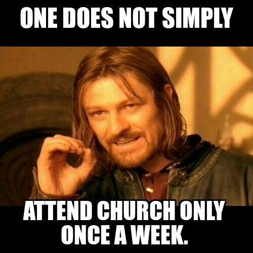 Disciples, yo!