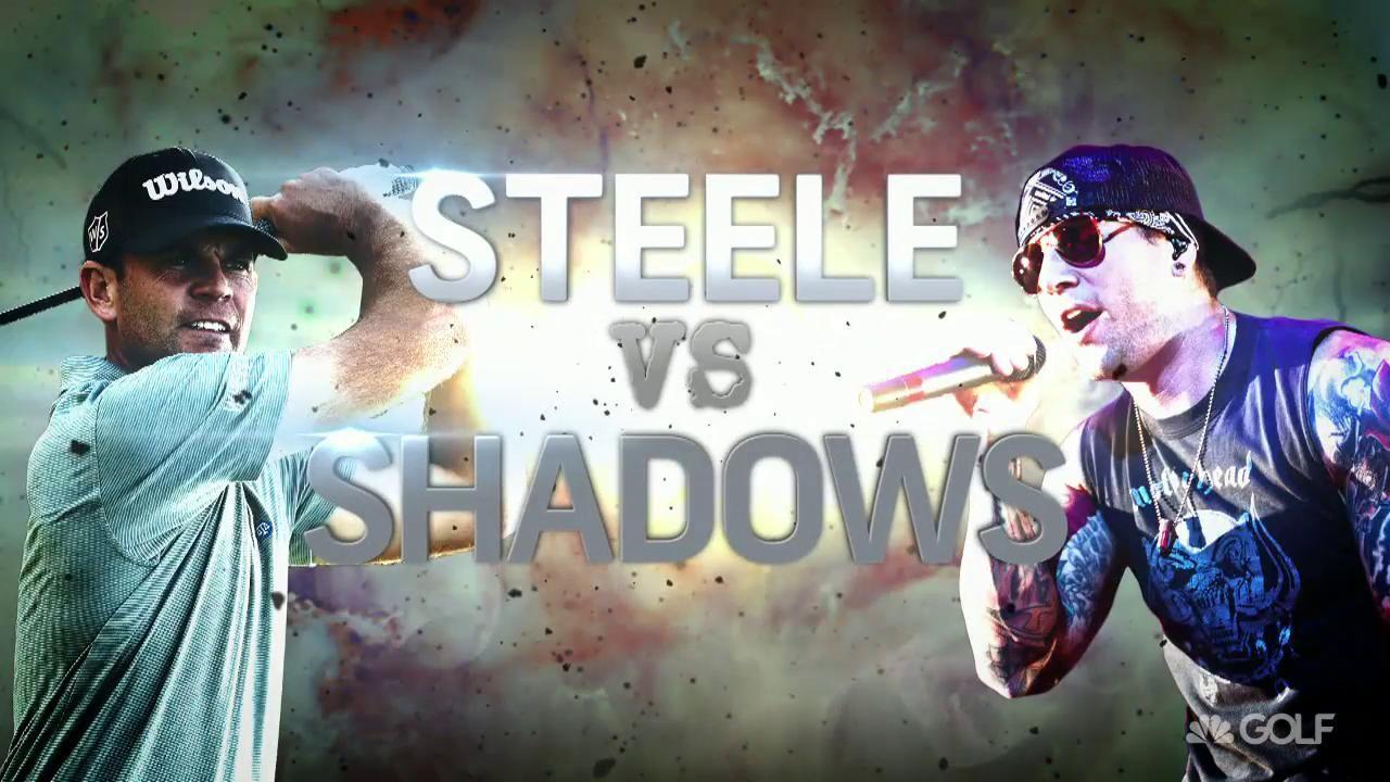 Brendan steele vs m shadows showdown golf channel