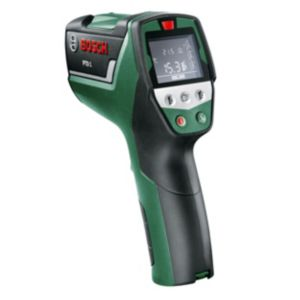 Bosch Ptd 1 Cordless Thermal Detector In 2019 Temperature Humidity