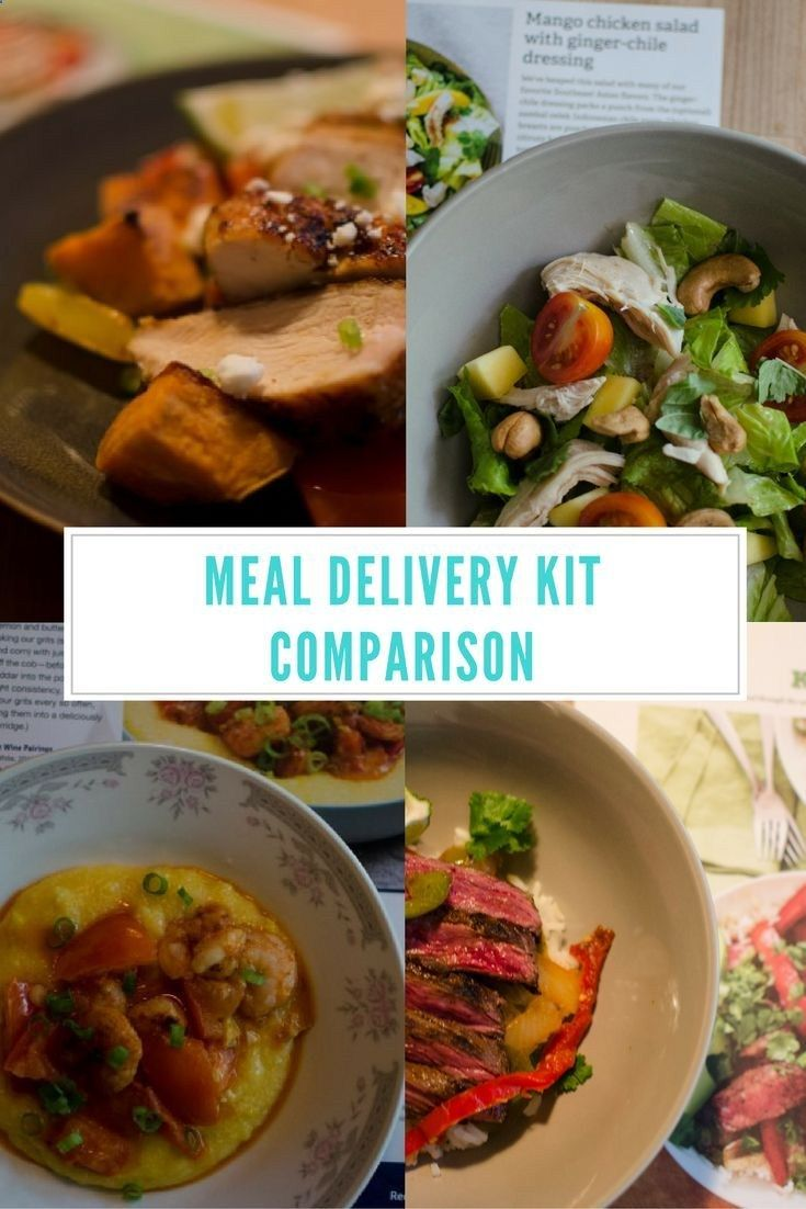Pros and cons of the top 4 meal delivery services food recipes pros and cons of the top 4 meal delivery services forumfinder Image collections