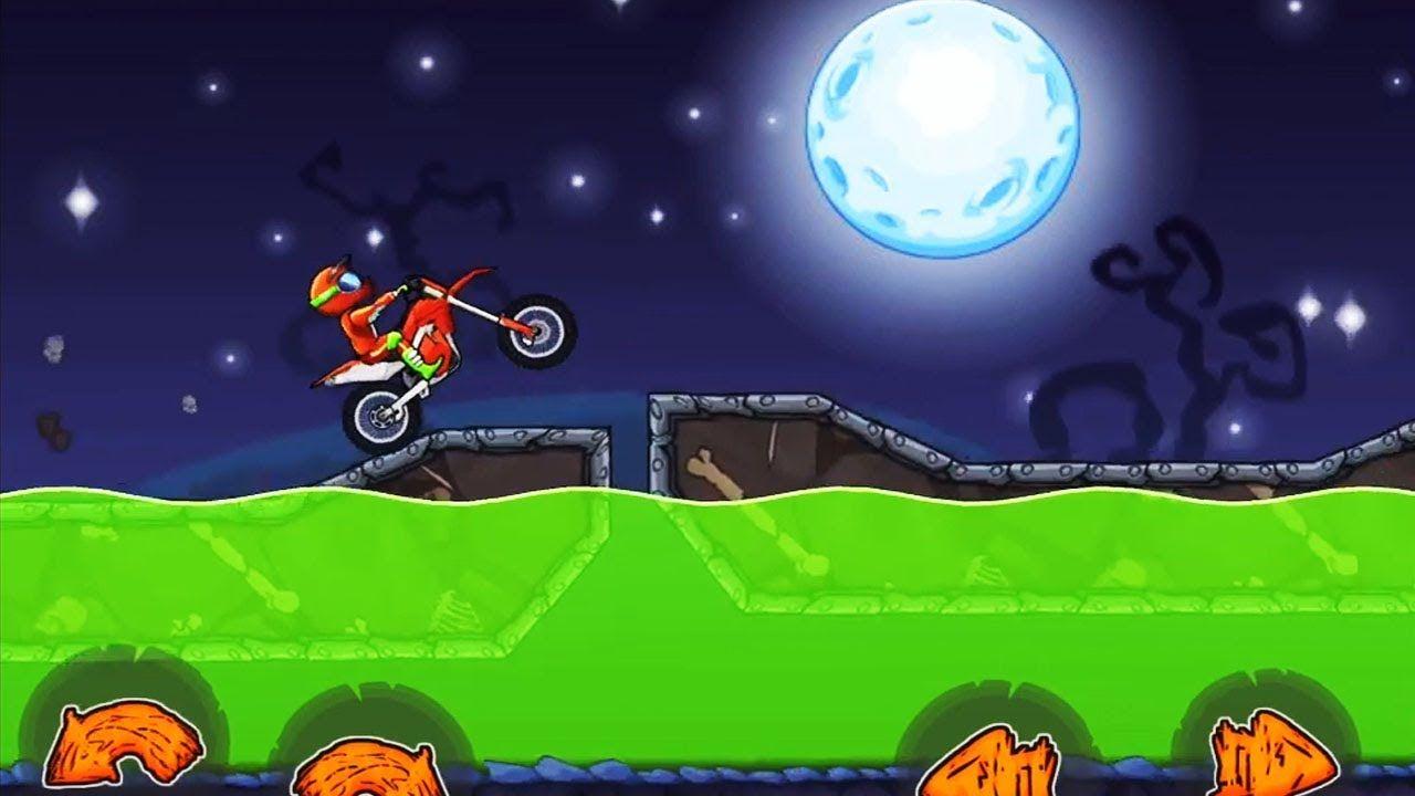 Moto X3m Bike Racing Games Best Motorbike Game Android Bike
