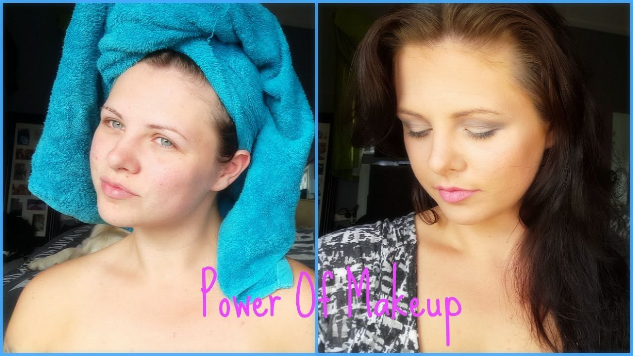 Get Ready With Me. Power Of Makeup