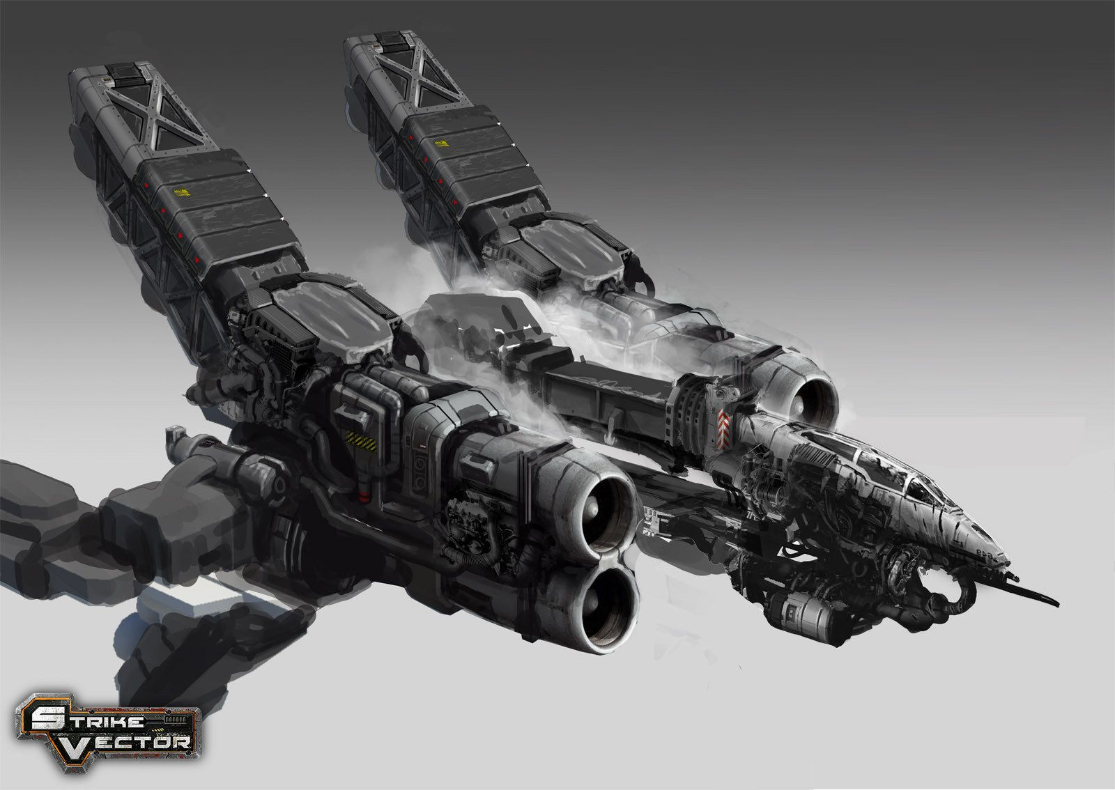 Strike Vector 07, Paul Chadeisson
