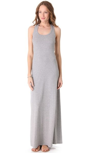 Maxi tank dress cheap