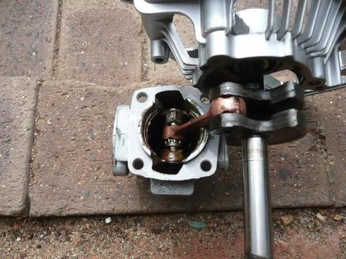 Two Stroke Small Engine Repair Service Manual Small Engine Repair Manual Rat Rods Truck Small Engine Engine Repair