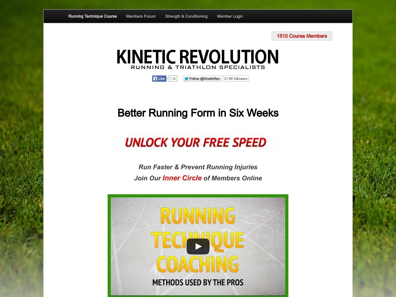 Online Running Form Course By Kinetic Revolution Review Get Full Review : http://landing-squeeze.com/u4-org/online-running-form-course-by-kinetic-revolution/