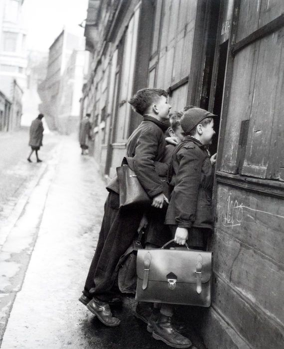 Robert Doisneau Paris 1953