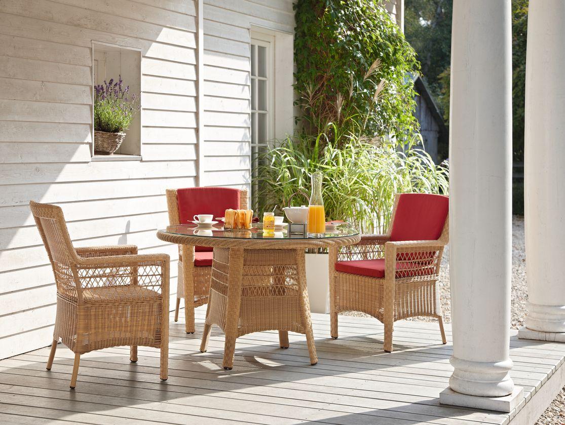 Garpa Gartenstuhle Lodge Stuhle Und Hocker Der Serie Aus Einer