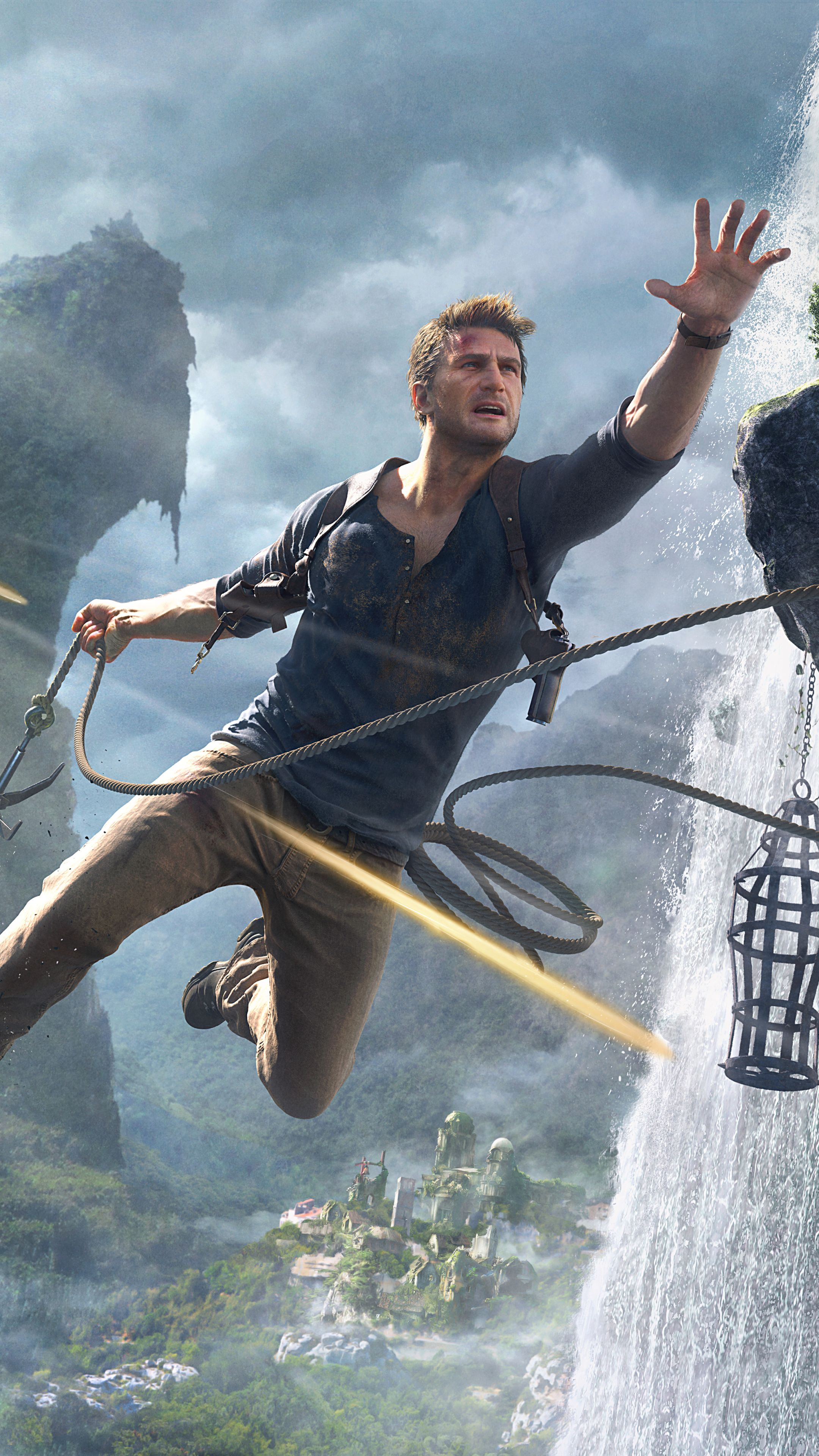 Download This Wallpaper Video Game Uncharted 4 A Thief S End