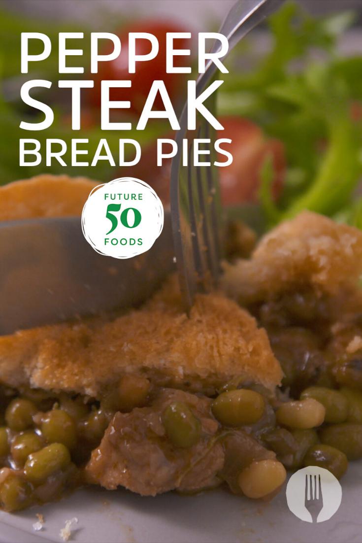 Mini Meat Pies in 2020   Stuffed peppers, Pepper steak, Food