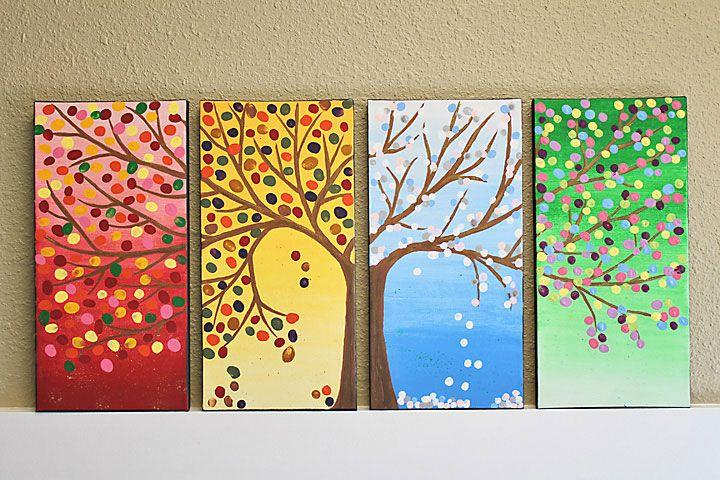 Beautiful picture for describing seasons crafts for kids pinterest familienbilder - Familienbilder ideen ...