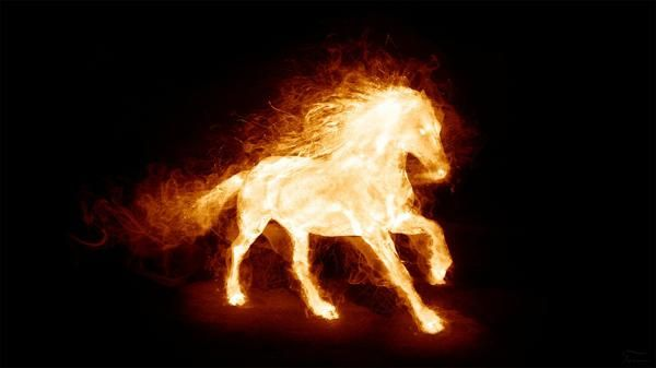Mars In Sagittarius The Ultimate Truth Horse Wallpaper Fire Horse Horse Animation