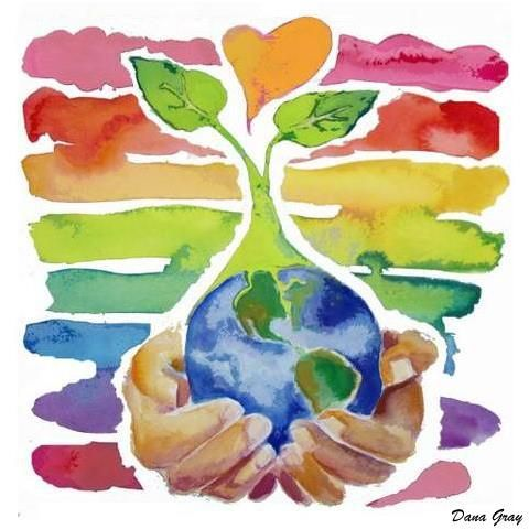Watercolor Earth Day Bulletin Board Earth Day Posters Earth Day