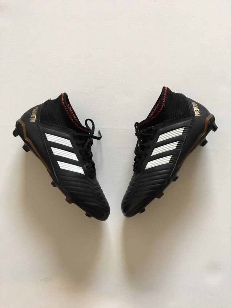 Adidas Predator Soccer Cleats Size 4 Youth Used Condition Soccer Cleats Adidas Predator Cleats