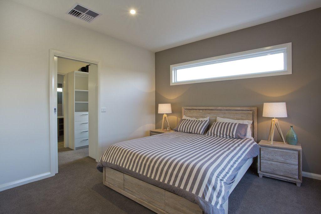 Windows above master beds master bedroom bedroom ideas - Master bedroom art above bed ...