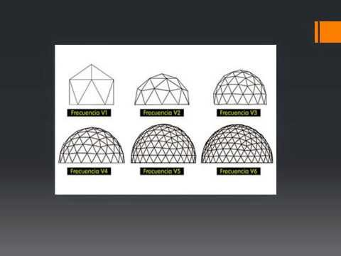 Tutorial de construcci n de domos geod sicos pdf for Arquitectura sustentable pdf
