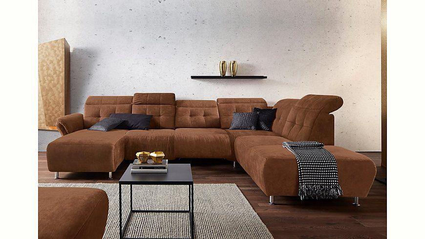 Places Of Style Wohnlandschaft Mit Elektrischer Relaxfunktion Jetzt Bestellen Unter Moebelladendirektde Wohnzimmer Sofas Wohnlandschaften Uid
