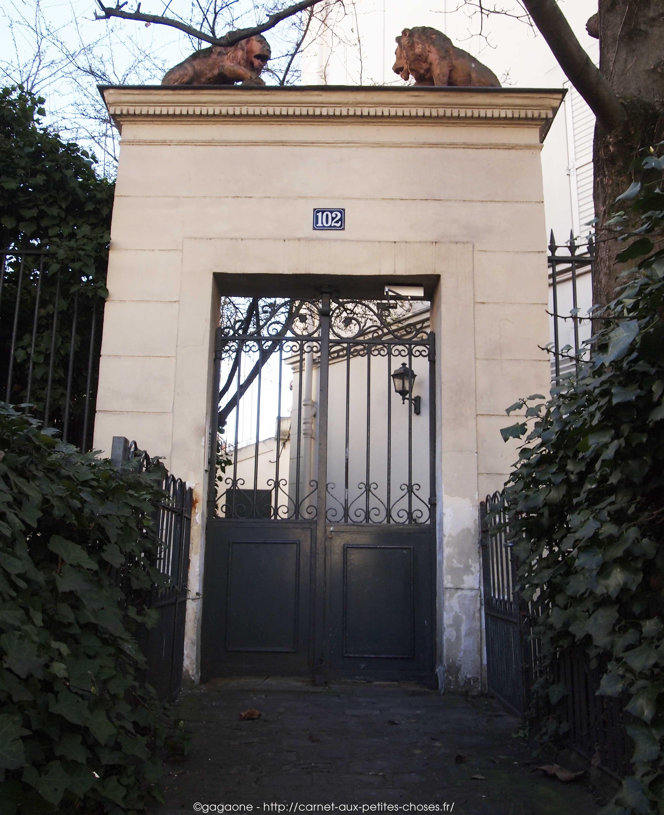 Balade insolite dans le 12ème, jardins et voies atypiques ...
