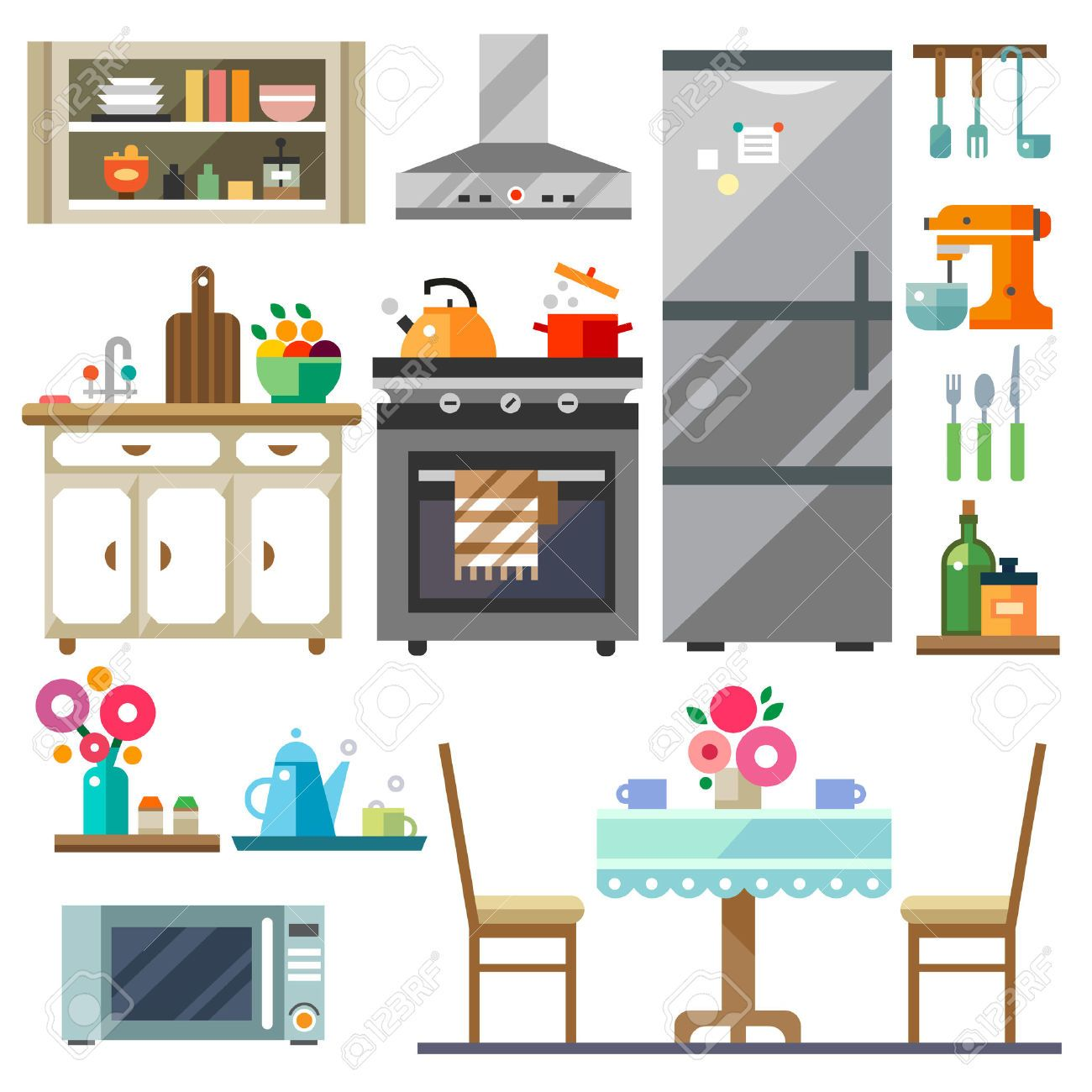 İlgili resim | Kitchen interior, Home furniture, Interior ...