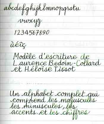Worksheets French Handwriting Alphabet 17 best images about handwriting on pinterest fonts french and learning