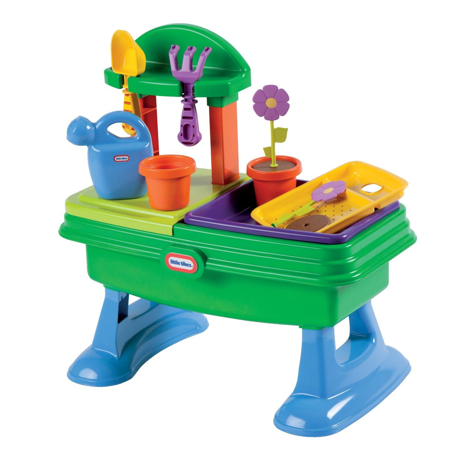 Toys R Us Kids Chairs Amazon Little Tikes Garden Table Toys And Games