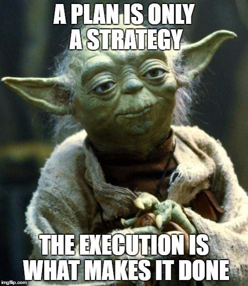 Ambition Creativity Drive These Are Some Of The Characteristics That Often Propel Individuals To Leadership P Funny Fishing Memes Yoda Meme Star Wars Memes