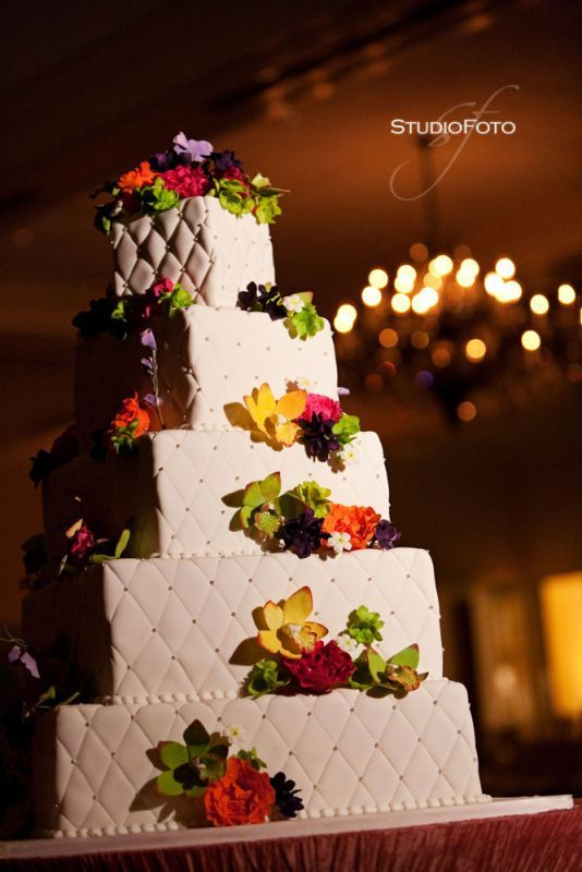 Buddy The Cake Boss Made This For A Bridezilla I M Thinking It Would Be Perfect My Bright Colored Wedding Only Like Some D