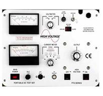 Hvi Pts 130 Dc Hipot Megohmmeter Test Set High Voltage Test Settings