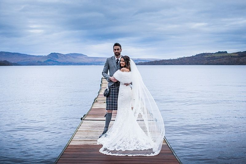 Loch Lomond Wedding Photographer. Fairytale photographer Scotland. #lochlomond