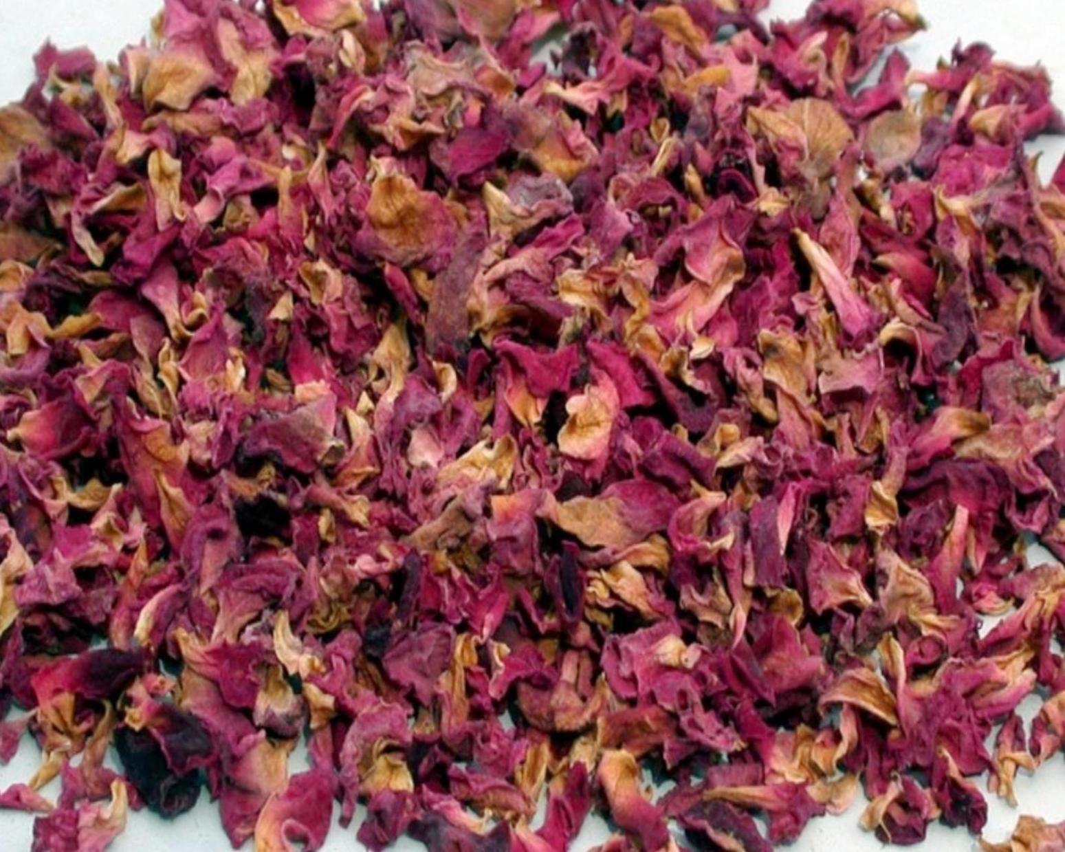 Rose flower petals g sun dried edible natural gulab phool soap