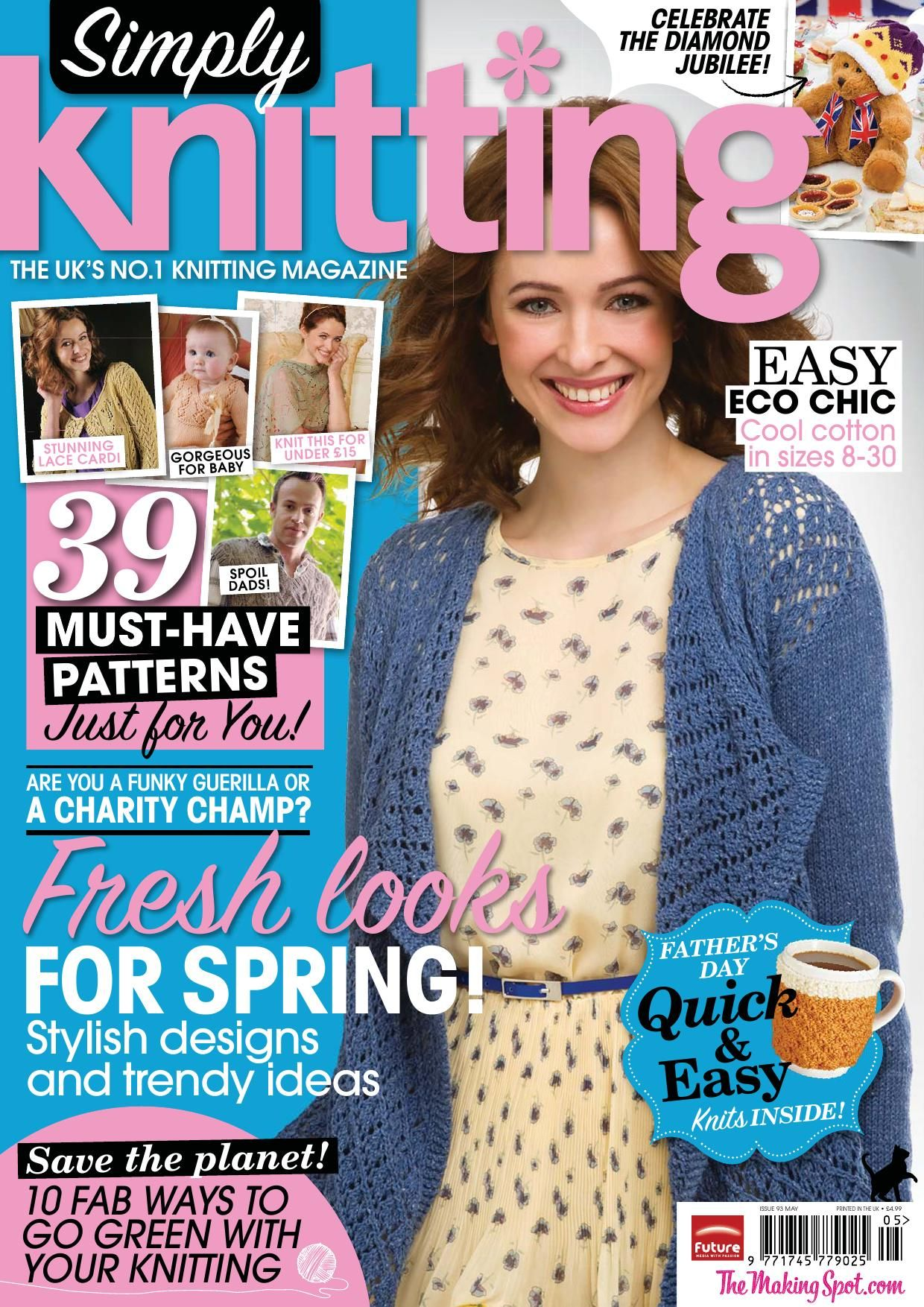 Stylish simply knitting how many issues images